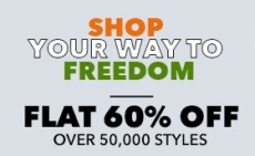 Jabong Independence Day Sale : 15th August Offers on Fashion : Independence Day Offers