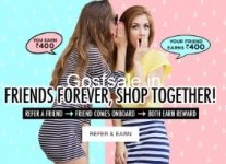 Jabong Referral Code : Jabong Rs.400 Off on Rs.700+ Voucher : Jabong Refer and Earn ( New User )
