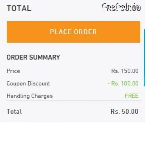 Snapdeal flat discount coupon