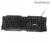 Envent Kease Multimedia Keyboard Rs. 299 – Amazon