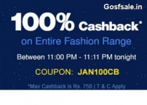 Kids Apparel, Footwear & Fashion Accessories 100% Cashback – FirstCry