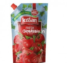 Kissan Fresh Tomato Ketchup Doy Pack, 1kg @ Rs.108 : Amazon