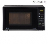 LG MS2043 DB 20-Litre Solo Microwave Oven Rs. 5855 – Amazon