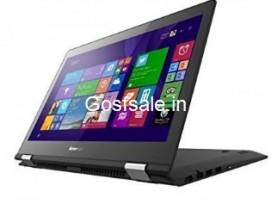 Laptops upto 20% off + Free upto Rs. 2000 Amazon Gift Card + 5% Cashback – Amazon