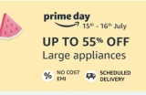 Large Appliances upto 55% off – Amazon