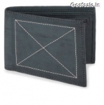 Laurels Unity Blue Mens Wallet (UNI-07) @ Rs.160 (87% off ) – Amazon
