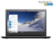 Lenovo IdeaPad 100-14IBD 80RK002UIH Rs. 28991 – FlipKart