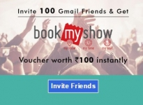 Lenskart Refer and Earn : Refer 100 Friends & Get Free Rs.100 Bookmyshow Voucher