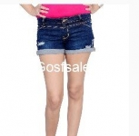 LimeRoad Loot : light blue denim hot pants @ Rs.5 + Rs.79 ( Shipping Charges ) – LimeRoad