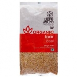 [ Live At 2 ] Pure & Sure Organic Toor Dal, 500g In Just Rs.49 – Amazon