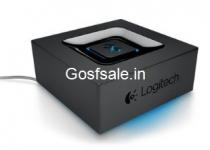 Logitech Bluetooth Audio Adapter + Rs. 100 Cashback @ Rs. 1299 – Amazon