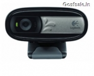 Logitech Webcam C170 Rs. 879 – Amazon
