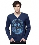 Loot Deal: 78% Off On Roadster Men's T-Shirts – Flipkart