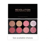 Makeup Revolution 25% off or more from Rs. 99 – Amazon