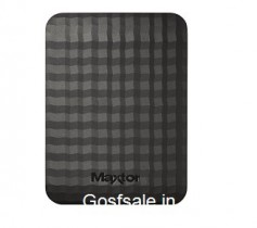 Maxtor 1TB M3 USB3.0 Portable Hard Drive @ Rs.3840 – Amazon India