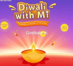 Mi 18 October Flash Sale : Mi Rs.1 Sale – Mi Rs. 1 Flash Sale – Diwali with Mi