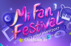 Mi Rs.1 6th April Sale : Mi Fan Festival Flash Sale – Mi Rs.1 Flash Sale