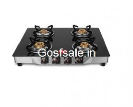 Minimum 30% off on Gas Stoves from Rs. 2249 – FlipKart