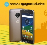 Motorola Moto G5 at Rs. 11,999 + Bank Offers – Moto G5 Price in India