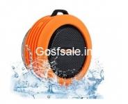Mpow Buckler Bluetooth Wireless Waterproof Shower Speaker @ Rs.1206 – Amazon