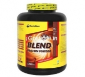 MuscleBlaze Blend Protein, 4.4 lb Chocolate @ Rs.2999 ( MRP 4799 ) – Healthkart