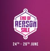 Myntra End of Reason Sale 24th June Sale : 24 – 26 June