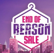 Myntra End of Reason Sale – End of Reason Sale – 3rd Jan – 5th Jan : Flat 80% off