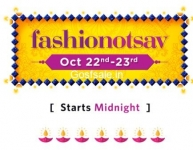 Myntra Fashionotsav Sale – Myntra Fashion otsav 22nd-23rd October – Myntra 22nd October Sale