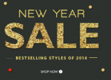 Myntra New Year Coupons & Offers – New Year Sale 2015