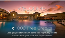 Night Stay Promo Code : Night Stay App Promo Code : Free Rs.1000 Credits