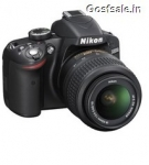 Nikon D3200 with 18-55mm Lens Rs. 20999 – FlipKart