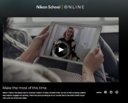 Nikon School Online Classes for Free : Nikon