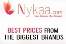 Beauty Products Rs. 20 off from Rs. 3 – Nykaa