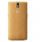 OnePlus One Bamboo Cover Rs.1499 – OnePlus One Bamboo StyleSwap Cover