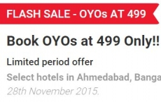 Oyorooms 499 : Book Hotels @ Rs.499 – Amazon India