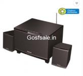 Panasonic 2.1 Multimedia Speakers SC-HT18GW-K Rs. 2499 – FlipKart