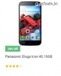Panasonic Eluga Icon Rs.8990 – Amazon India
