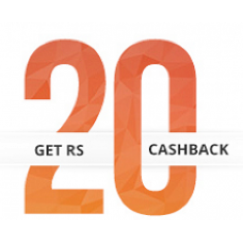 recharge cashback coupon