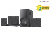 Philips 5.1 DVD Home Theatre System Rs. 5990 – FlipKart