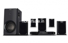 Philips 5.1 DVD Home Theatre System HTD2520 @ Rs. 6999 – Amazon