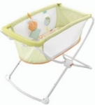 Fisher Price Rock N Play Portable Bassinet Rs. 2699 – Amazon