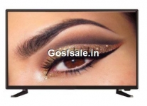 Powereye 24″ Full HD Ready LED TV 24TL Rs. 6839 (HDFC Debit Cards) or Rs. 7199 – Amazon