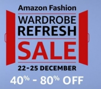 Prime Early Access] Amazon Fashion Wardrobe Refresh Sale