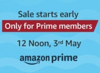 [Prime Members] Amazon Summer Sale – 3 May 12PM Sale