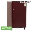 Refrigerators upto 25% off + 15% off on Rs. 9999 – FlipKart