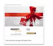 Rs. 1000 Amazon Email Gift Cards at Rs. 950 – Amazon