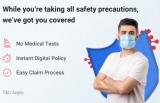 Rs. 25000 Coronavirus Cover Rs. 159 – FlipKart
