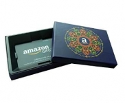 Rs. 3000 Amazon Gift Card in a Blue Gift Box Rs. 2850 – Amazon