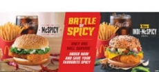 Free FreeCharge Rs. 50 Cashback on Rs. 10 Coupon – McDonalds BattleOfSpicy