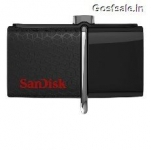 SanDisk Ultra 16GB USB 3.0 OTG Drive @ Rs.390 – Snapdeal ( Lowest Price )